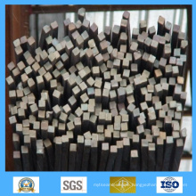 10mm Diametre Square Steel Pipe / Square Steel Bar