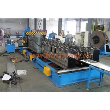 Tipo de escalera de luz Bandejas de cable (VCI-Corrosión de vapor inhibido) Máquina formadora de rollo Philippnes