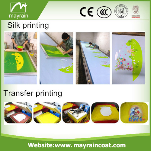 Printing PVC Kid' S Raincoat