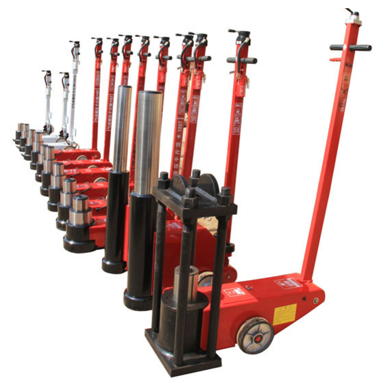 pneumatic hydraulic jacks