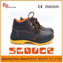 Chemikalienbeständige Sicherheitsarbeit Schuhe auf Ölfeld RS801
