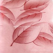 Tissu de rideau Organdy