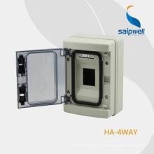 2015 новейший стекловолокно SMC электрический шкаф распределительная коробка SHA-4