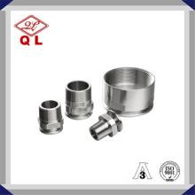 Хорошее качество AISI 304 316 Фитинги для шлангов санитарного соединителя из нержавеющей стали