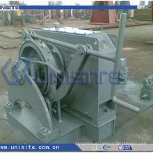 Molinete eléctrico marino del ancla de la nave de la alta calidad (USC-11-010)