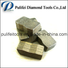 Cutting Stone Tools Diamond Segment for Granite Slab Marble Block