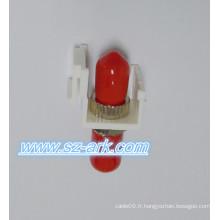 Adaptateur simplifié à insertion Snip-in Fiber Keyless Insert