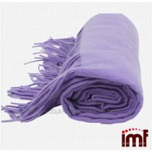 2014 Hot Sale Super Soft Baby Cashmere Blanket