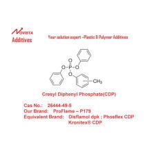 Количество кресил фосфата дифенил CDP