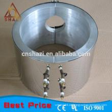 Calentador de fundición de aluminio