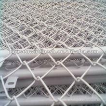 13 # Galvanisierter oder PVC beschichteter Kettenglied Zaun - Export