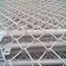 13# Galvanized or PVC Coated Chain Link Fence - Export
