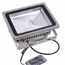 IP67 10W 20W 30W 50W RGB LED luces de inundación LED luces al aire libre