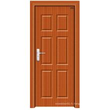 Porte intérieure en PVC fabriquée en Chine (LTP-8002)