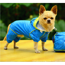 Waterproof Pet Raincoat For Puppy