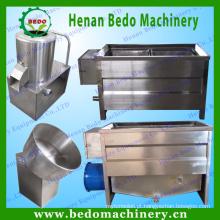 Batatas fritas semiautomáticas da batata de BEDO que fazem o preço da máquina