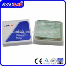 JOAN LAB Diapositives en verre à microscope polysine préparé à l'adhésif