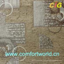 Chenille Jacquard Sofa Fabric (SHSF04199)