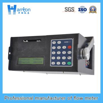Black Ultrasonic Flow Meter