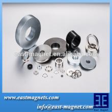 Forma de anillo Megnet de neodimio permanente con alta calidad