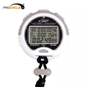 Small And Easy Carry Handheld Digital LCD Sport Timer
