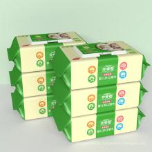 Toallitas para bebés sin cloro de alta calidad