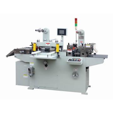 Printed Label Hot Stamping Die Cutting Machine