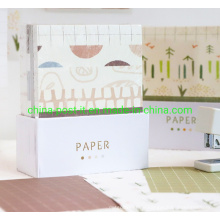 Paper Box Package Paper Notes Pad