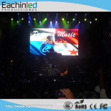 Better Rendering P6.25 LED Video Wall Than Scrolling Running Text Message LED Display Panel, Board