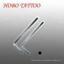 Llave de parte de la máquina de tatuaje de alta calidad