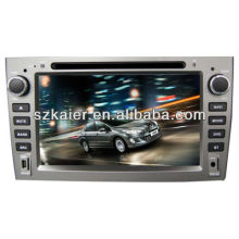 Wince 6.0 Auto zentrale Multimedia für Peugeot 308/408 mit GPS / Bluetooth / Radio / SWC / virtueller 6CD / 3G Internet / ATV / iPod / DVR