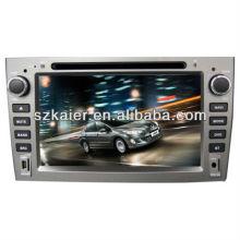 Вздрагивания 6.0 автомобиль Центральный мультимедиа для Пежо 308/408 с GPS/Bluetooth/Рейдио/swc/фактически 6 КД/3G интернет/квадроциклов/ставку/видеорегистратор