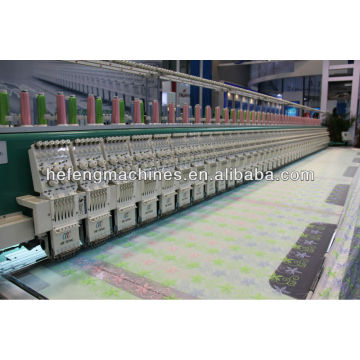 Multi-head Embroidery Machine with competitive prices and high quality