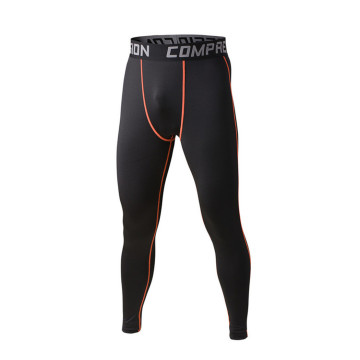Hommes de conception nouvelle collant Textile doux fitness gym