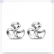 Jóias de prata Jóias de prata 925 brinco de prata esterlina (SE010)