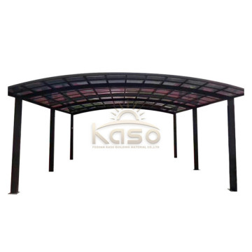 Sun Shade Car Garage Aluminum Canopy Markise Carport