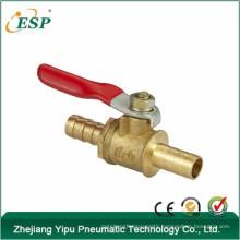 china esp high temperature bsh brass ball valve