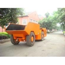 Mini camión volquete para transporte minero