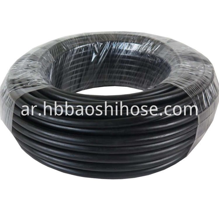 Fiber Braided 2-layer Rubber Pipe