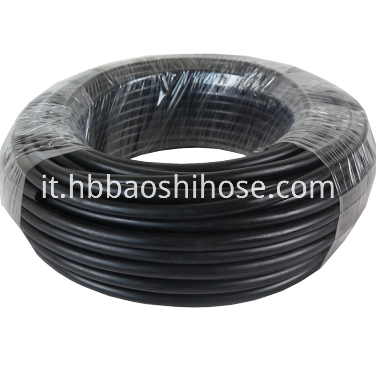 Fiber Braided One Layer Rubber Pipe