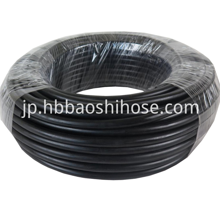 Fiber Braided 1-layer Rubber Tube