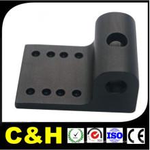 Fraisage de commande numérique par ordinateur de fabrication en métal de précision d'OEM adapté aux besoins du client