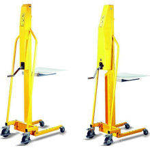 Hand Stacker Hydraulice Stacker with Light Duty with CE and ISO Certificate