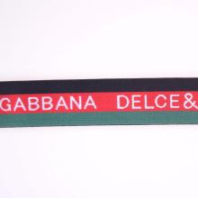 Heavy Duty Multicolor Polyester / Nylon / Baumwollband elastisch für Taschen