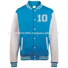 Fit jacket for men and women fleece custom made