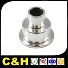 CNC Tournant Aluminium Al7075 / Al6061 / Al2024 / Al5051 Usinage CNC en aluminium pour voiture