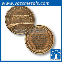 double russia coins for gift