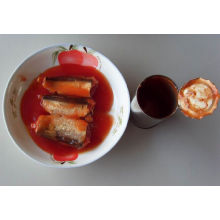Best Quality 155g Canned Sardine in Tomato Sauce