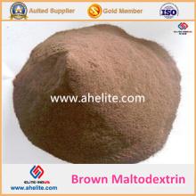 Promoção de alta qualidade pó de maltodextrina marrom