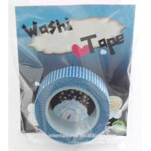 Cinta de papel Washi / Aduana japonesa Fabrica cinta Washi